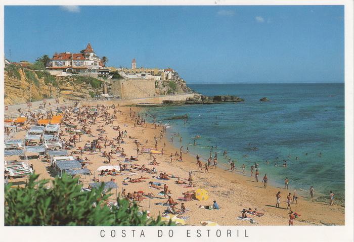 Лиссабон пляж