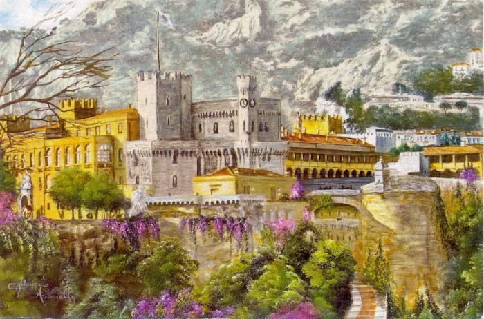 Замок Монте-Карло