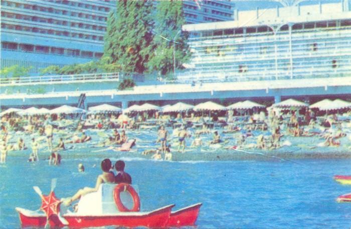 Черноморский курорт