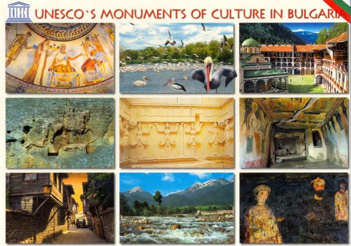 UNESCO в Болгарии