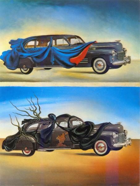 Одетые автомобили