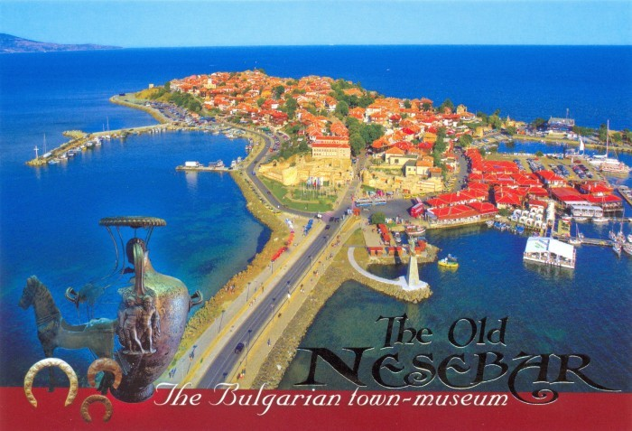 The Old Nesebar