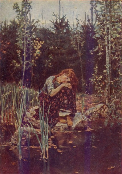 Аленушка Васнецова