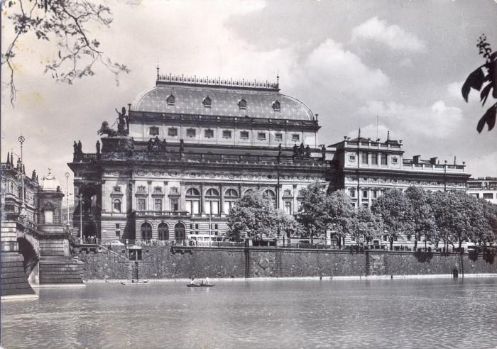 Прага театр