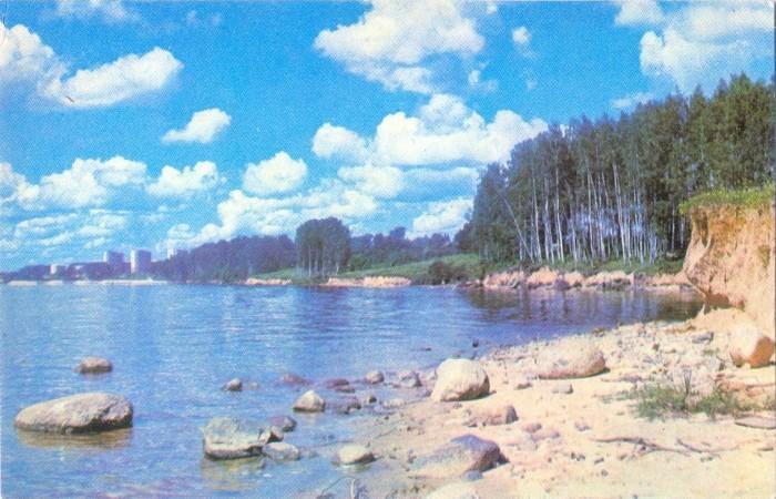 Река Даугава