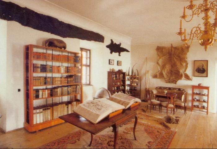 Дом ученого