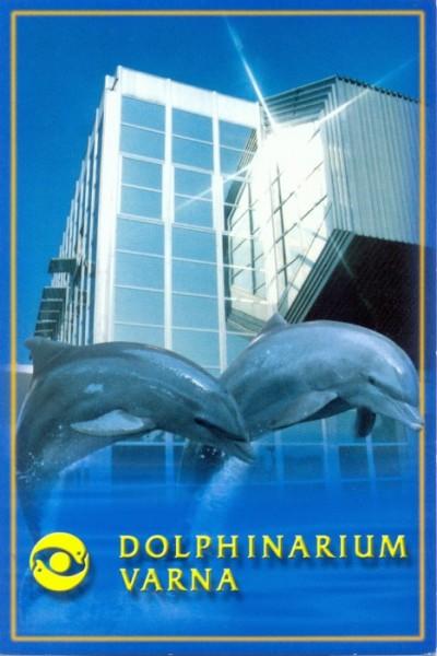 Дельфинарий Варна