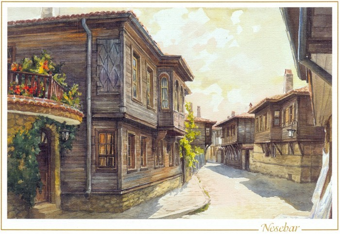 Старый Несебр