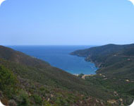 Бухта в Эгейском море