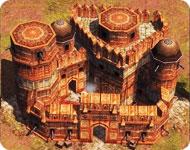 Концепт-арт на тему форта Агры