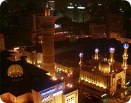Мечеть в Урумчи