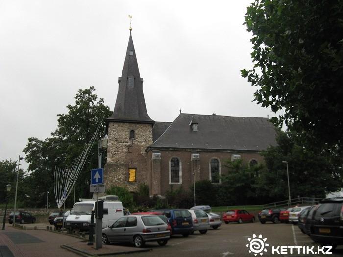 Вторая церковь