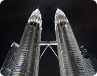 Башни близнецы Petronas