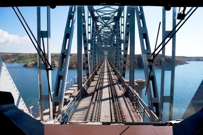 Капчагайский мост