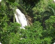 Водопад Гуанарайя