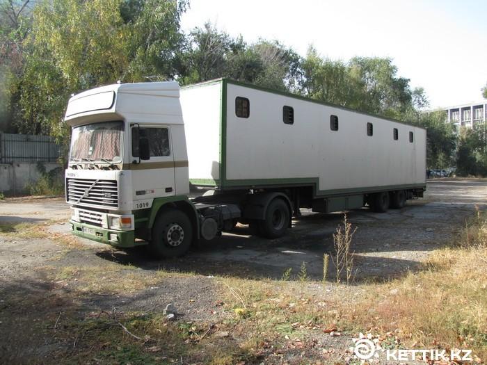 Цирковой грузовик