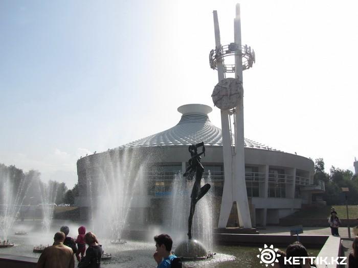 Алматинский цирк