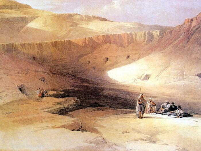 Египетские гробницы
