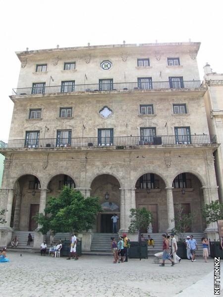 Площадь Гаваны