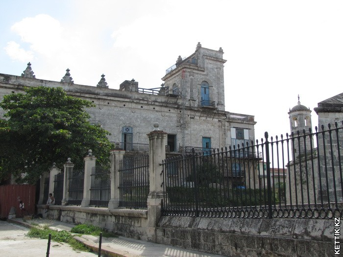 Паласио дель Сегундо Кабо