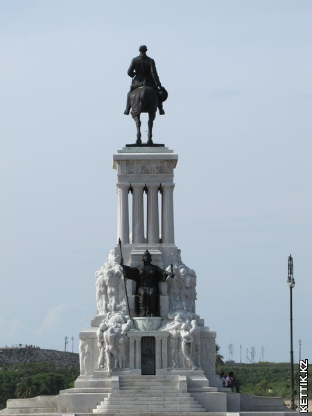 Монумент Максимо Гомеса