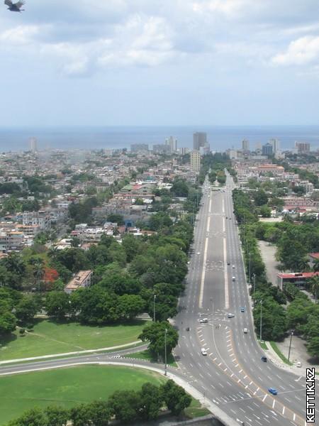 Проспект в Гаване