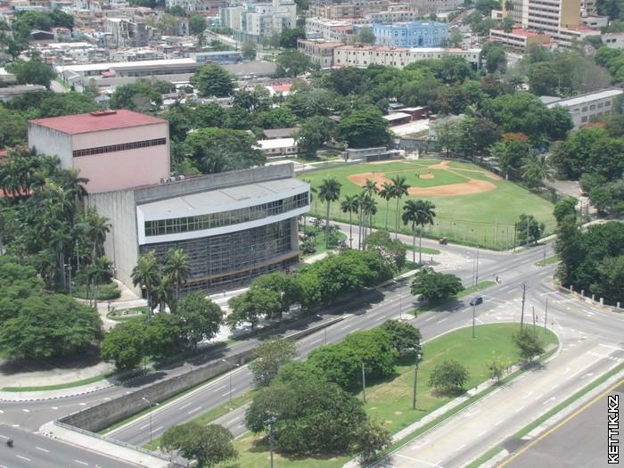Смотровая площадка Гаваны