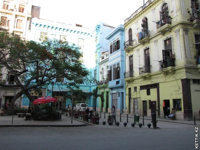 Площадь в Гаване