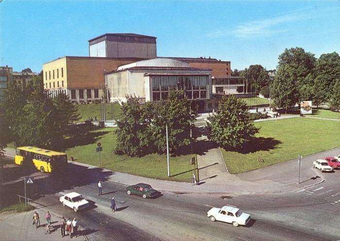 Театр Тарту