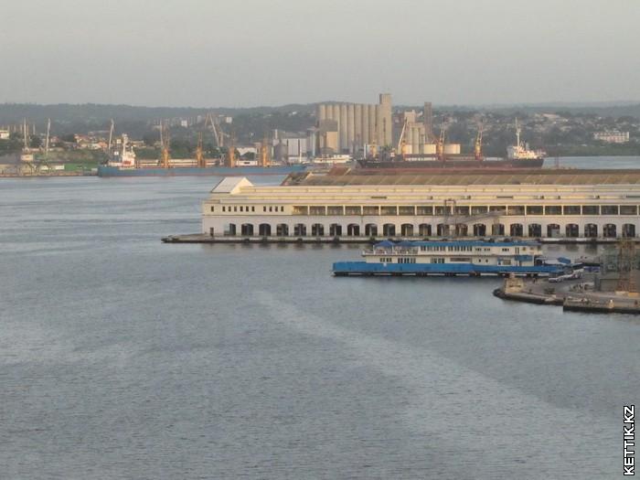 Гаванский порт