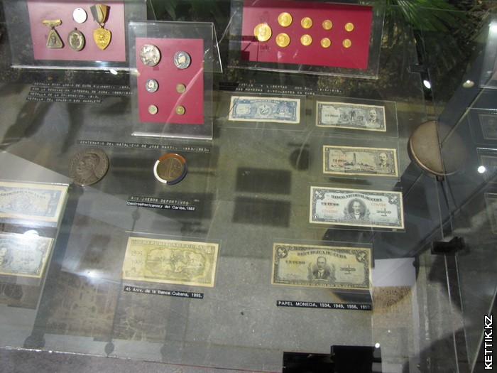 Кубинские деньги