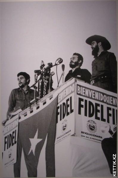Кубинские революционеры