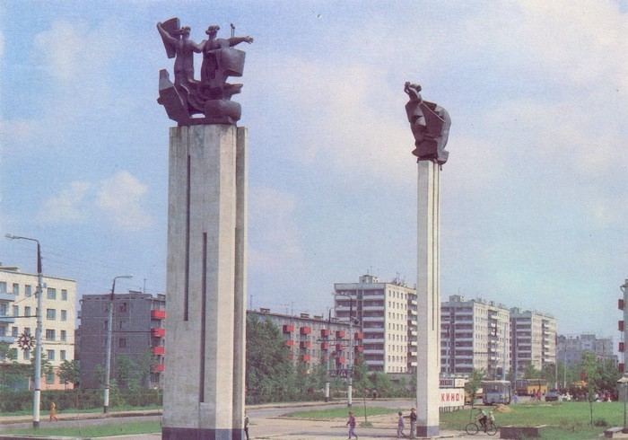 Улица Металлургов