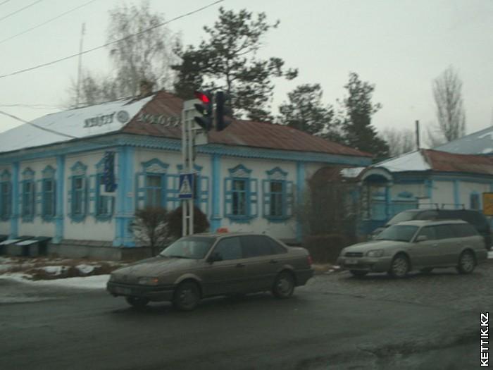 Гостиница в городе Каракол
