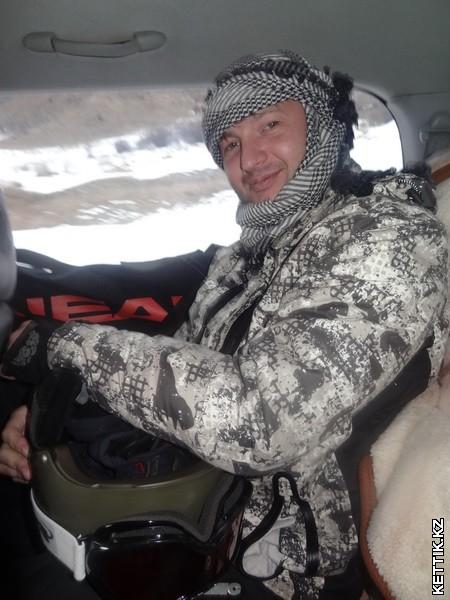 Зимний шейх
