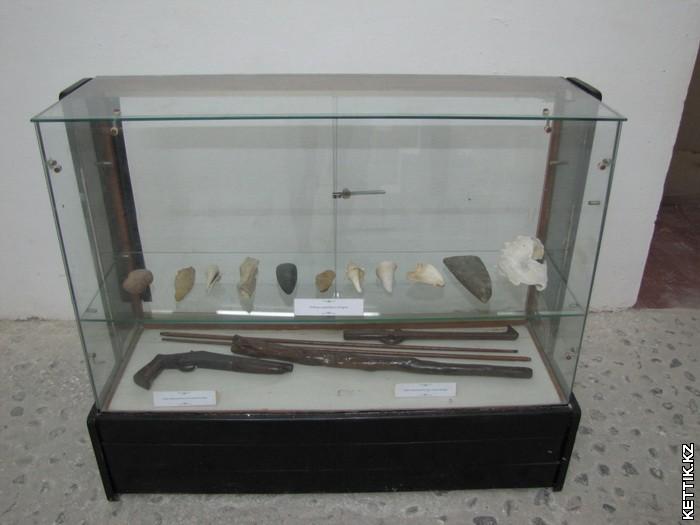 Индейское оружие