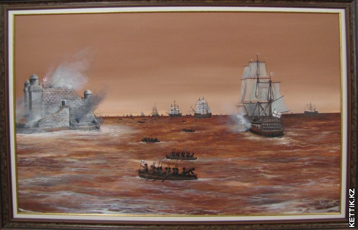 Высадка морской пехоты