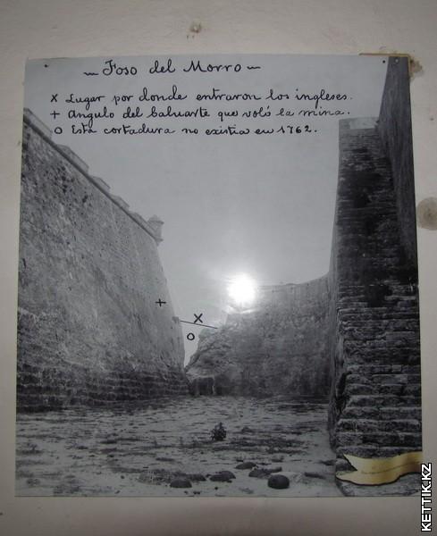 Фотография форта