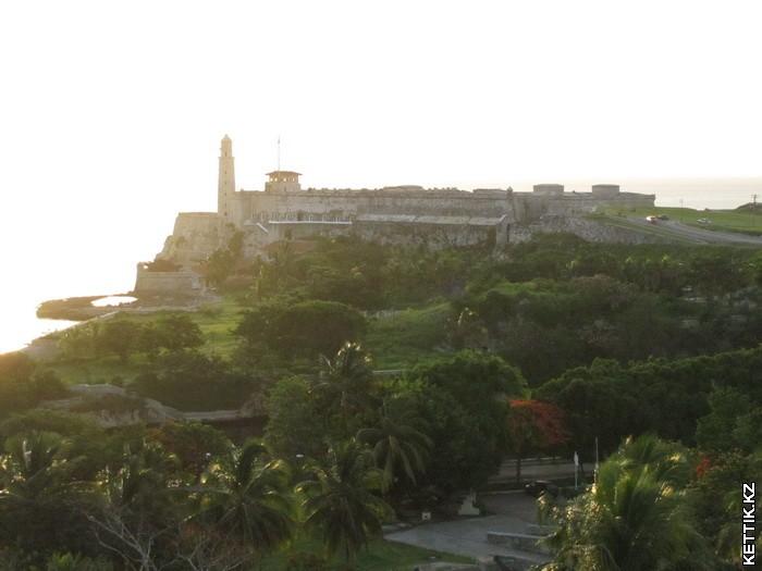 Замок Эль-Морро