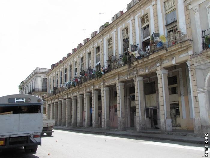 Кубинские балконы