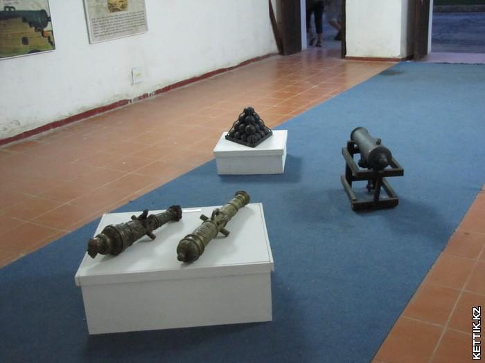 Маленькие пушки