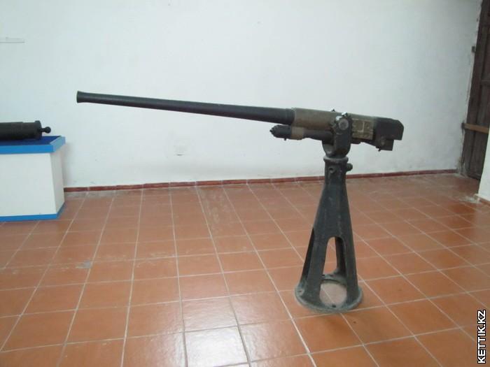 Безоткатное орудие