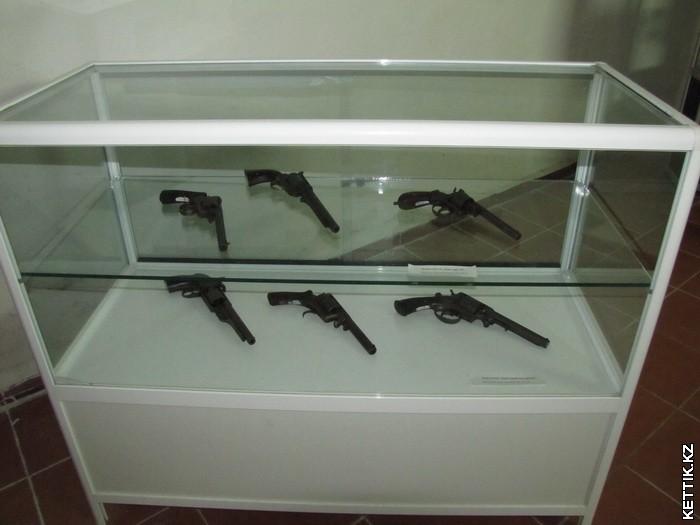 Револьверы