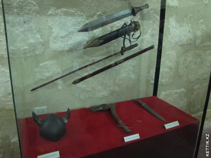 Старинное оружие