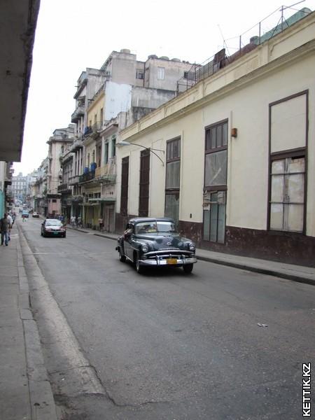 Автомобили в Гаване