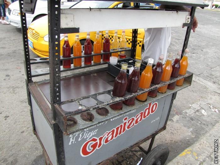 Уличные напитки