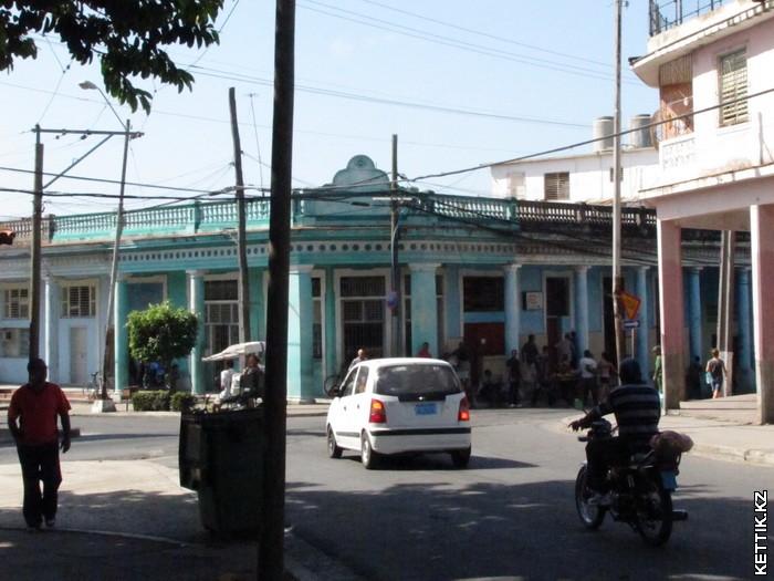 Колониальная архитектура