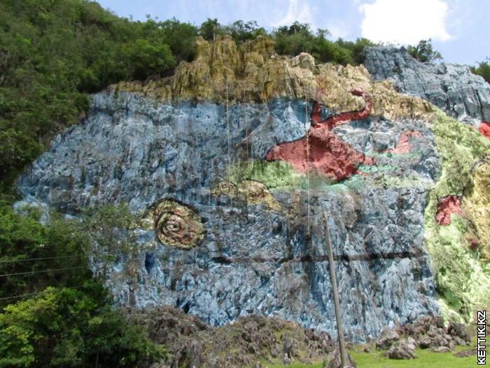 Доисторическая стена