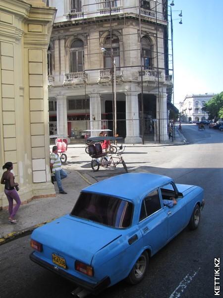 Москвич в Гаване