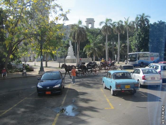 Площадь перед Капитолием